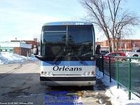 Orleans Express bus pictures