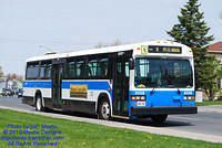 Photos from May 1st, 2010 -  Cornwall Transit #8558 & #9752 Charter